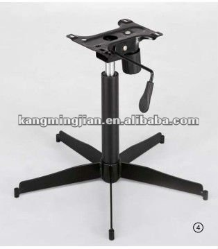 adjustable furniture legs/office chair legs/bar chair base