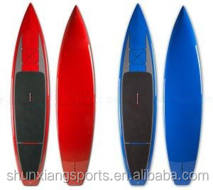 Epoxy Fiberglass Race Board /High Quality SUP Race Board