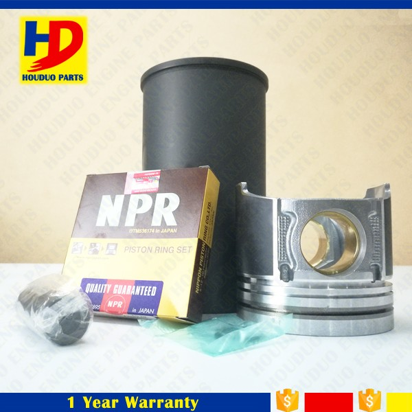 Diesel Engine NPR Piston Ring