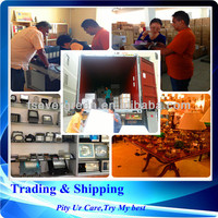Products exported to Montreal shipping from Guangdong with warehouse service