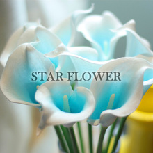 SF2017004 STAR FLOWER wholesale Artificial Calla Lily for wedding decrations