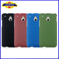 Hot Matte Sand Rock Hard Case for HTC ONE MINI M4