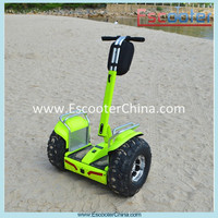 Self banlancing 2 wheel scooter