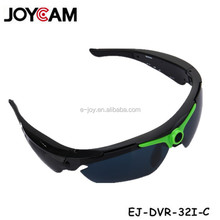 China sunglass manufacturers glasses video recorder eyewear oem cctv security camera