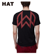 Hot Basic Embroidered T-Shirt For Men
