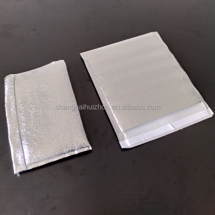 Insulated box liner for frozen food package