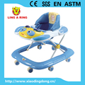 Hot sale baby walker with music and light Cheap and popular baby walker baby walker with brakes
