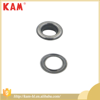 Customized high quality fashion metal brass garment button eyelet