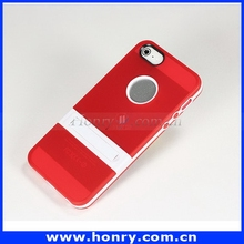 Top quality unique 3d silicon animal case for iphone 5c