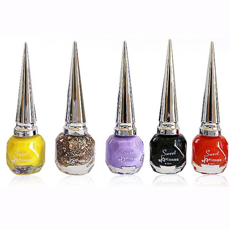 Odorless Armour Oil Pregnant Women Kids Used Environmental Protection Water-based Nail Polish