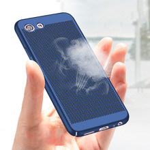 New Style Creative Mobile Accessories Frosted Hard Plastic Honeycomb PC Back Cover Case For VIVO X9 V5 X6 Plus X7 Y66 Y67 Y53