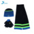 Kids custom 100% acrylic winter set knitted hat scarf and glove set