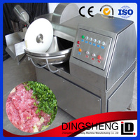 industrial meat grinder machine blender mixer and meat grinder meat bowl cutter for mutton/beef/fish/chicken/duck