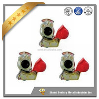 China supplies OEM trailer palm coupling
