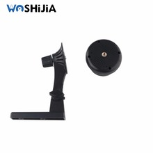two way audio Wireless connecte CCTV security 720p button size camera