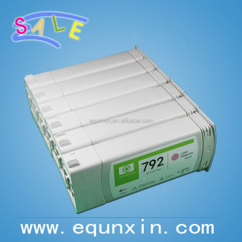 Recycle cartridge with ink for HP Designjet L26500 L28500 LX260 LX280 cartridge with chip full
