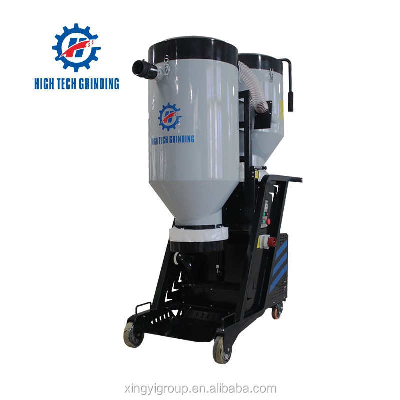 High Productivity dust collecting industrial vacuum cleaner
