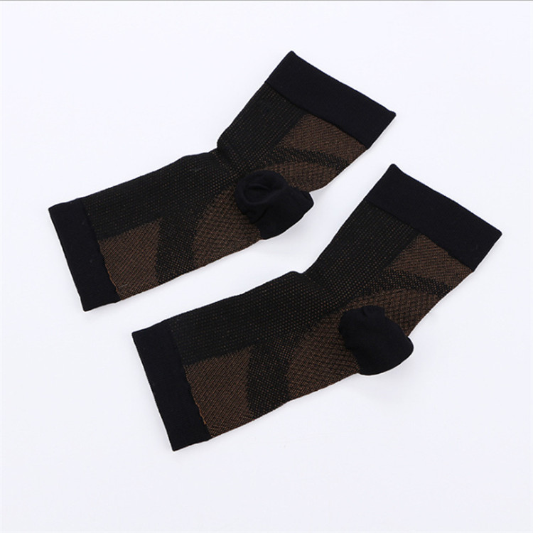 Compression Socks Running Sports Ankle Brace, Wholesale Plantar Fasciitis Ankle Pain Treatment Socks