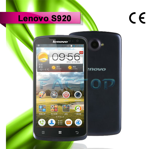 lenovo s920 quad core with CE certificate best sale chinese dual sim card mini mobile phone