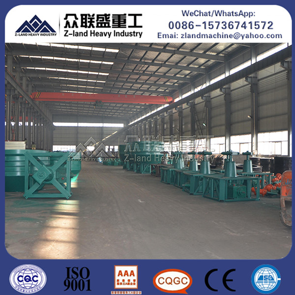 China best quality low price double wheel model 1200A small scale mining equipment for gold
