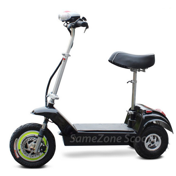Mini electric tricycle mobility scooter