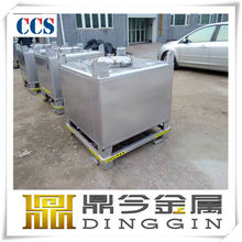 31AY IBC 1000L stainless steel dip tank
