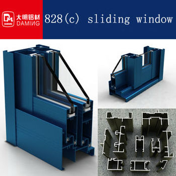 aluminum frame glass windows and doors tinting film