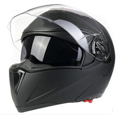 Cascos de moto motorcycles helmets with double visor full face helmet with DOT standard casco