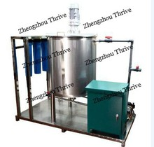 100% professional dishes washing liquid making machine/liquid detergent machine
