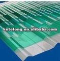 Corrugated Polycarbonate Sheet roma profile