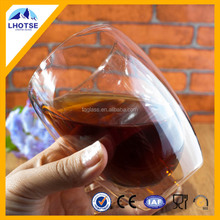 300ml Heat Resistant Double Wall Borosilicate Drinking Water Glass Cup from Faqiang Glass Factory