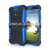 Wholesale! Factory price shockproof hybrid hard case for Samsung galaxy S5 mobile phone case cover