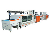 Frosted glass etching machine