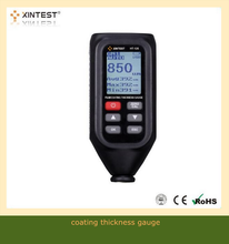 Through Paint Coating Ultrasonic Thickness Gauge Meter Tester ultrasonic hardness tester