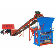 High output automatic concrete block molding machine/interlocking hollow cement brick making machine price list