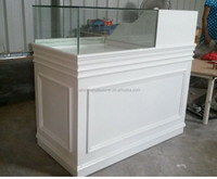 4-Times Painting European Style Reception Desk (XHGL016)