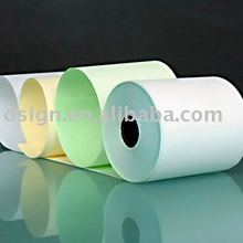 self adhesive paper water based inkjet Water Base Inkjet Media / PP Inkjet Paper / adhesive paper pp film