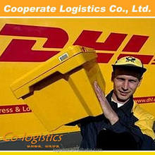 Shenzhen freight forwarder cheap and fast dhl shipping