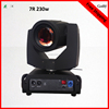 230w Auto Running moving head sharpy 7r