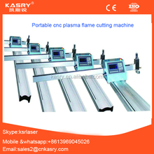 mini portable cnc plasma and flame cutter machine made in kasry factory