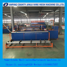 Plc Control Full Automatic Chain Link Fence Making Machine,Single Wire Or Double Wire