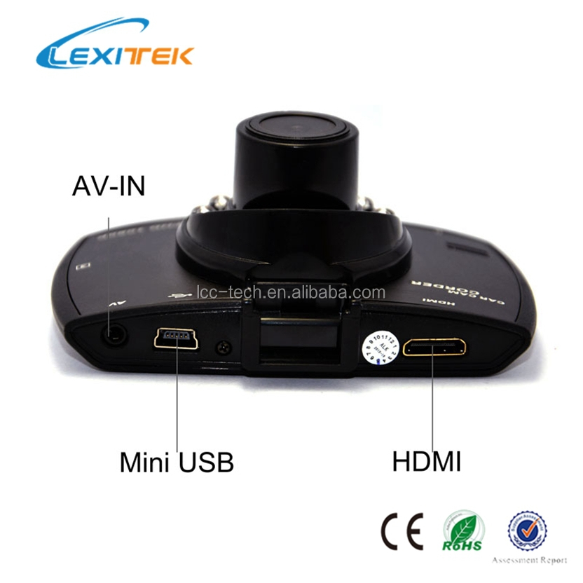 Super Car Black Box Dash Cam HD DVR D01A with Active Infrared Illumation and Battery