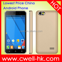 OEM Cheapest Smart Phone 4 Inch Android 4.4 2G GSM Dual Sim Card Dual Cameras Wifi Bluetooth ECON G3