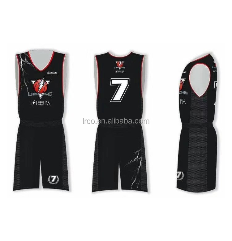 factory manufacturer basketball clothes custom sportswear basketball team jersey