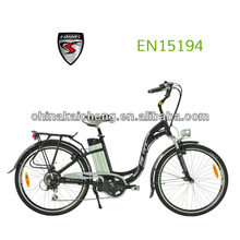Emotion 26 inch new models honda electric bike with CE and good price