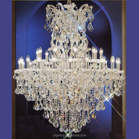 new design crystal lights classic ceiling chandelier for wedding