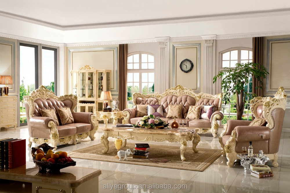 As38 American Classic Home Furniture Of French Living Room