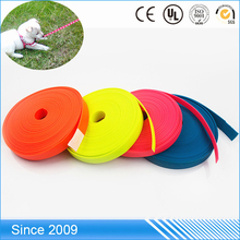 factory price thick various color unlimited length jacquard elastic polyester polyamide webbing