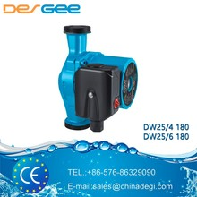 Flow 55/38/22 L/Min DW25/6 180 Domestic Water Cycle Pump, family use Booster Pump, hot water circulator pump