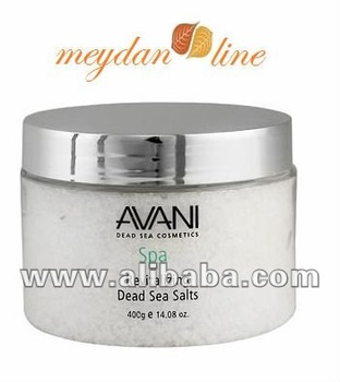 AVANI DEAD SEA COSMETICS REVITALIZING DEAD SEA SALT (NATURAL) 400g/14.08 Oz